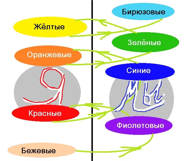 теория спиральной динамики от Pokupo