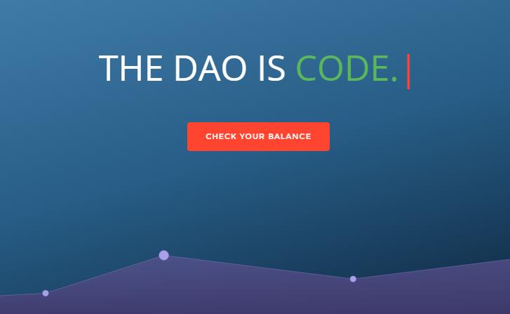 The DAO is CODE. Взлом платформы, последствия и перспективы